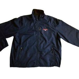 Polo Sport Ralph Lauren Navy Blue Windbreaker XXL
